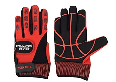 Ball Hog Gloves Weighted