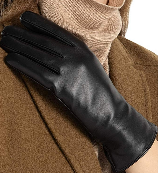 FEIQIAOSH genuine leather glove