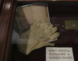 Napoleon Bonaparte gloves