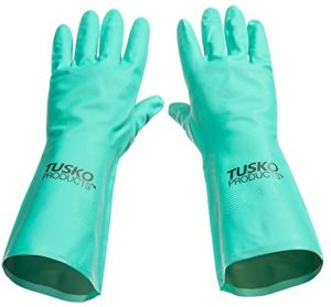 Tusko nitrile gloves