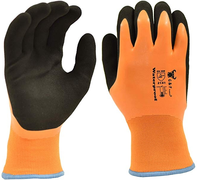 Waterproof Winter Gloves for outdoor work