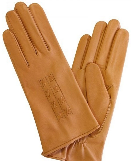 Edmins gloves brown