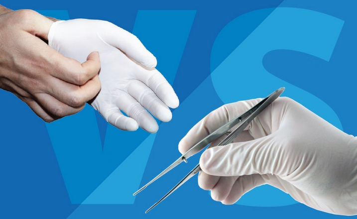 Comparing Nitrile vs Latex Gloves