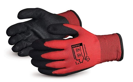 Superiorglove fleece work glove